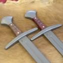 Dřevěný meč rytířský