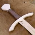 Školní meč bezbarvý