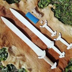Galský meč stavebnice
